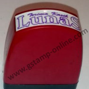 Stempel Lunas Violet 10×40