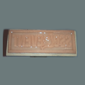 stempel kayu manual